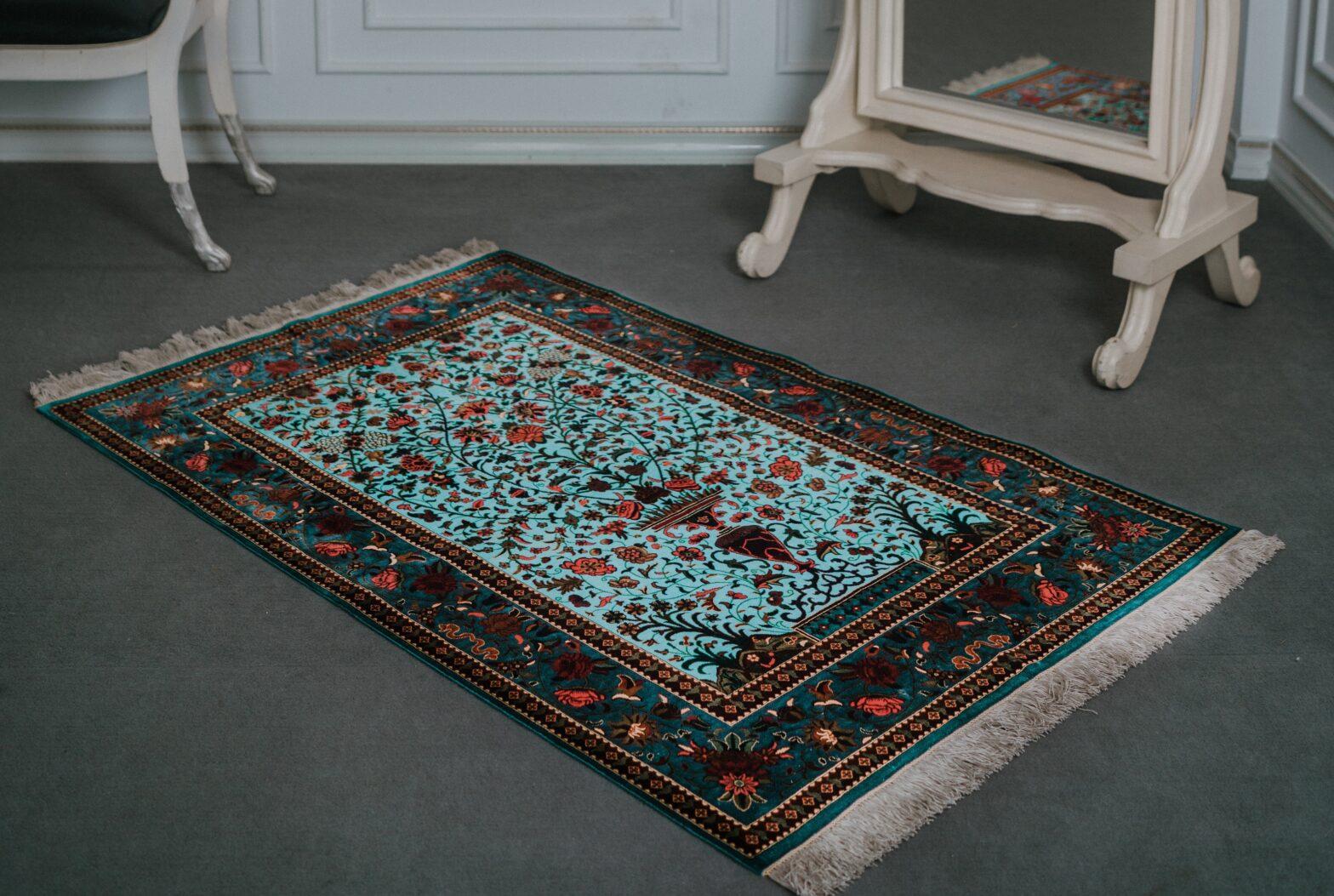 szőnyegtisztítás, tiszta szőnyeg