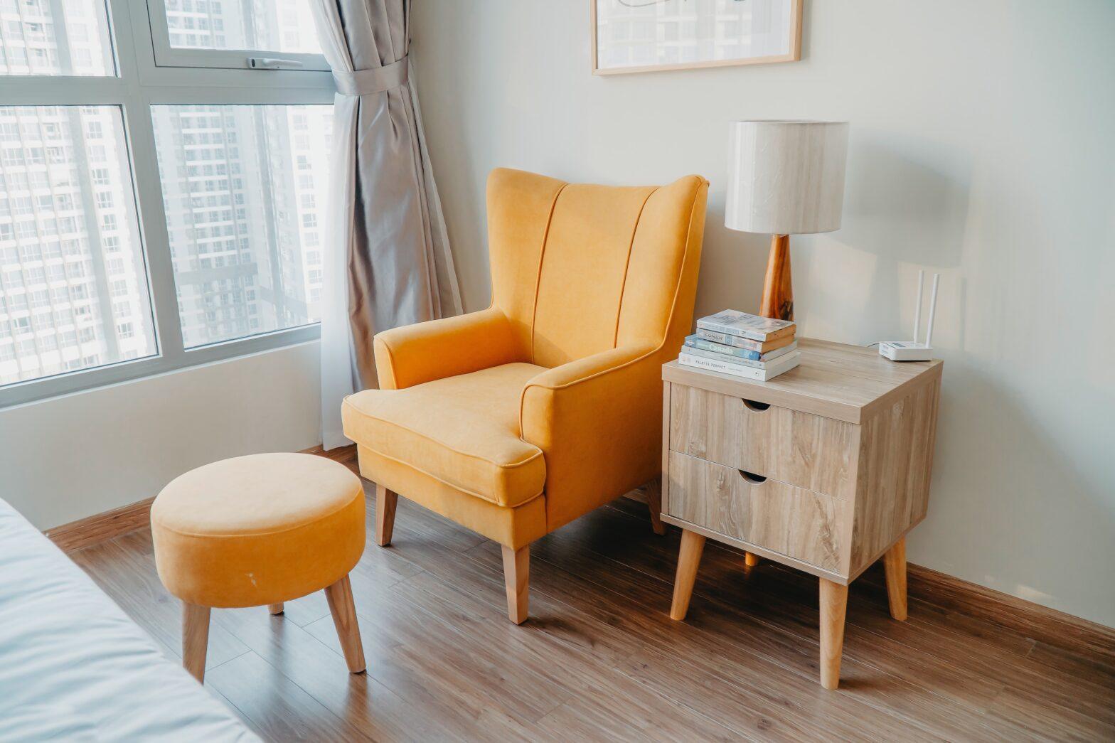 fotel a szobában, kanapé anyaghoz hasonlóan